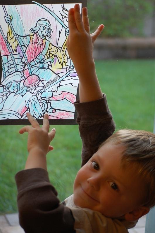 A Budding Artist - Asher (3)